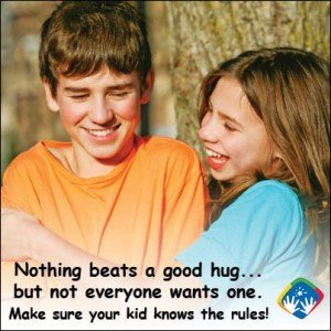 Helping Your Child Understand The Social Rules Of Hugging