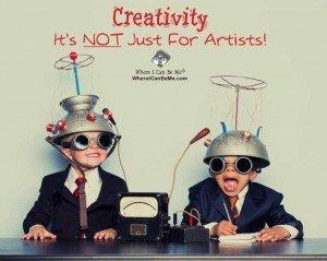 creativity and friendship