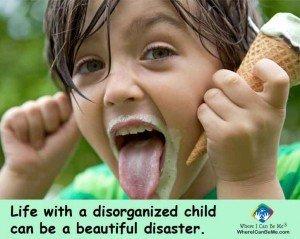 disorganized child