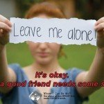 """Are you being """"needy"""" or is this person not a good friend?"""