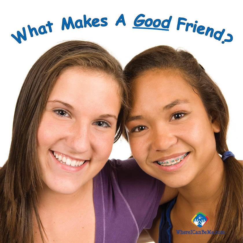 qualities of a good friends essay